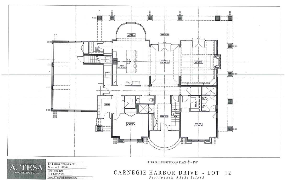 horan building company carnegie floor plans pdf 3