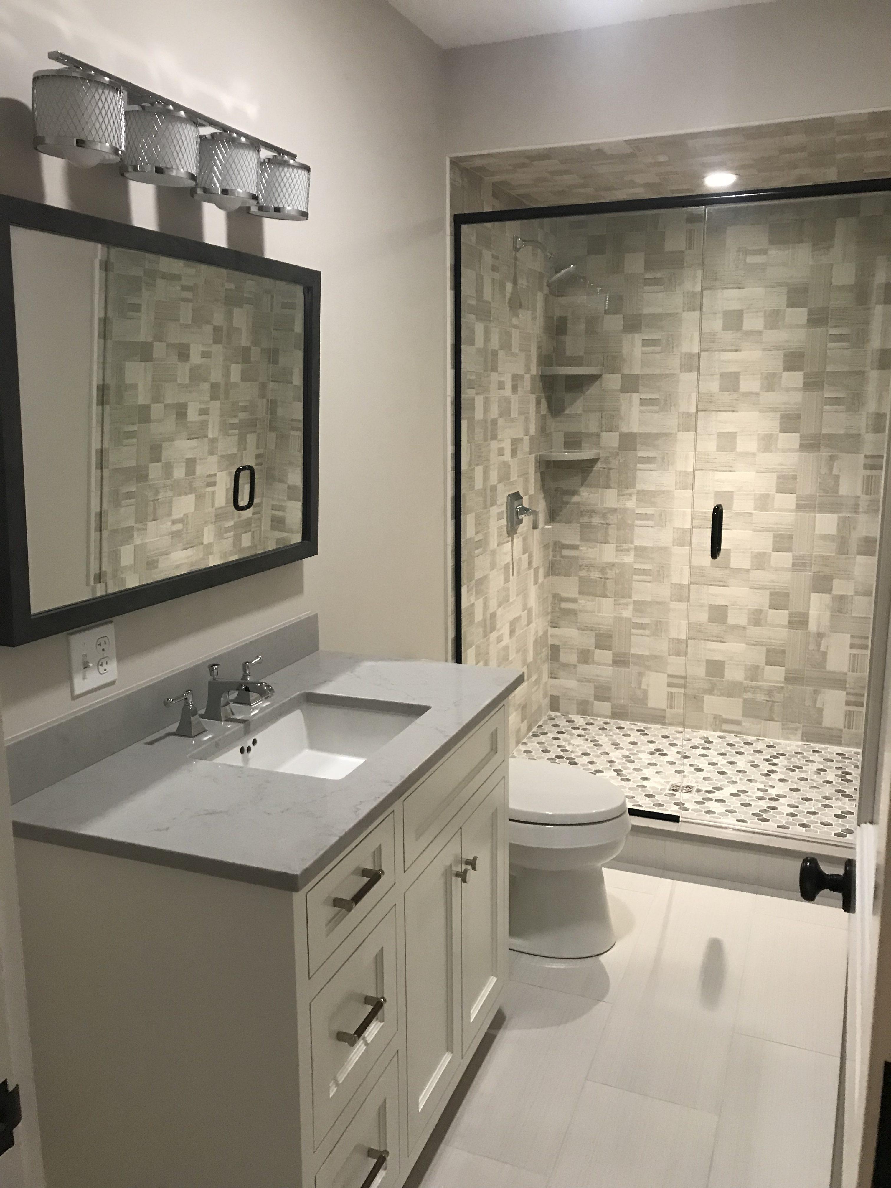 4.6.18 basement ryans bathroom shower, tile (1)